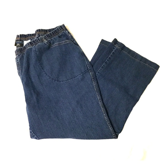 Just My Size Denim - Plus size Jeans with elastic waistband